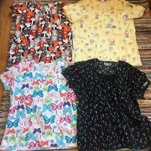 Other - Medium scrub tops
